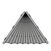 Вертикальный треугольник